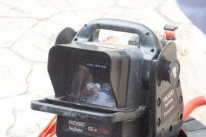 videocamera per videoispezioni autospurgo roma