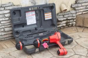 rilevatore per tracciatura impianti autospurgo roma
